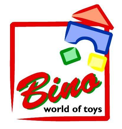 Dřevěné hračky Bino
